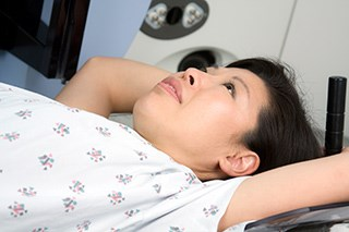 For some radiation therapy for invasive breast cancer brings additional secondary cancer risk.