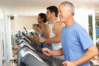 Regular exercise can convey a number of health benefits.