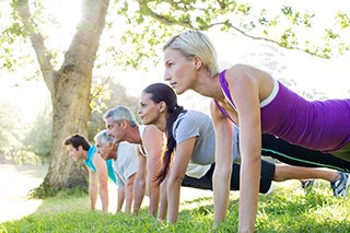 Eating and Exercising Towards Better Health in Cancer Survivors
