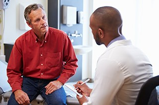 Why do men really seek out a second opinion before starting prostate cancer treatment?