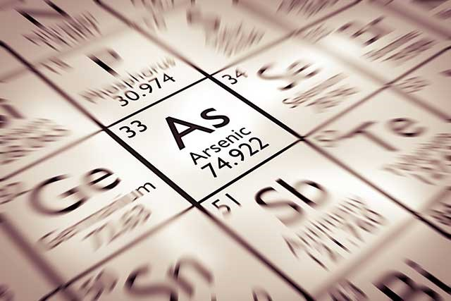 Arsenic, supplied in the US as arsenic trioxide, has medical uses.