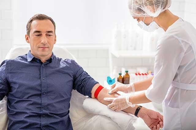 Affect of Daratumumab on Laboratory Blood Test Results