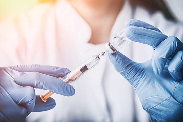 FDA Approves HPV Vaccine for People Through Age 45
