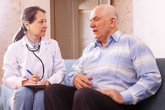 Sarcopenia Severity Prognostic of Postchemotherapy Outcomes in the Elderly
