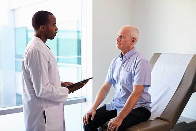 Prognostic Model for Survival in Metastatic Prostate Cancer