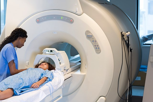 By projecting a favorite video on the inside of a radiotherapy machine, researchers can spare pediatric cancer patients general anesthesia.