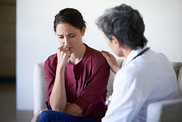 Anxiety, Depression Higher, QOL Lower Between Chemotherapy Cycles for Breast Cancer