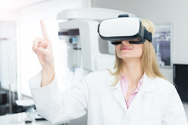 Virtual Reality Offers New Experiences to Patients in Hospice