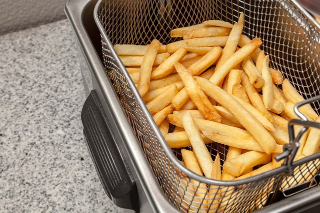 Certain sugary or starchy foods, such as french fries, may be classified as pro-inflammatory.