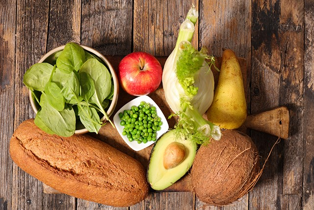 Increased fiber consumption was linked to increased CRC survival.