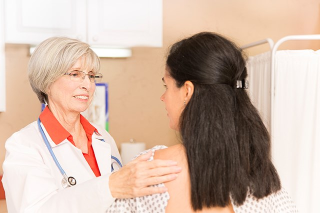 Physical Examination Sufficient Work-up for Complaints of Breast Pain