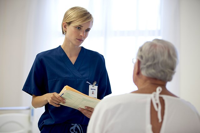 Patient education and communication with others on the healthcare team is essential for enabling quality care.