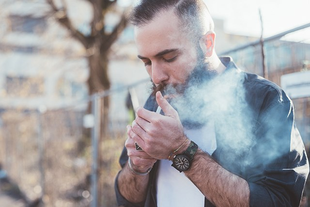 Nearly One Third of Veterans Report Current Tobacco Use