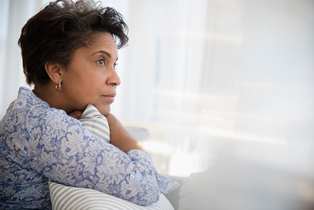 many patients with cancer face a sense of loneliness.