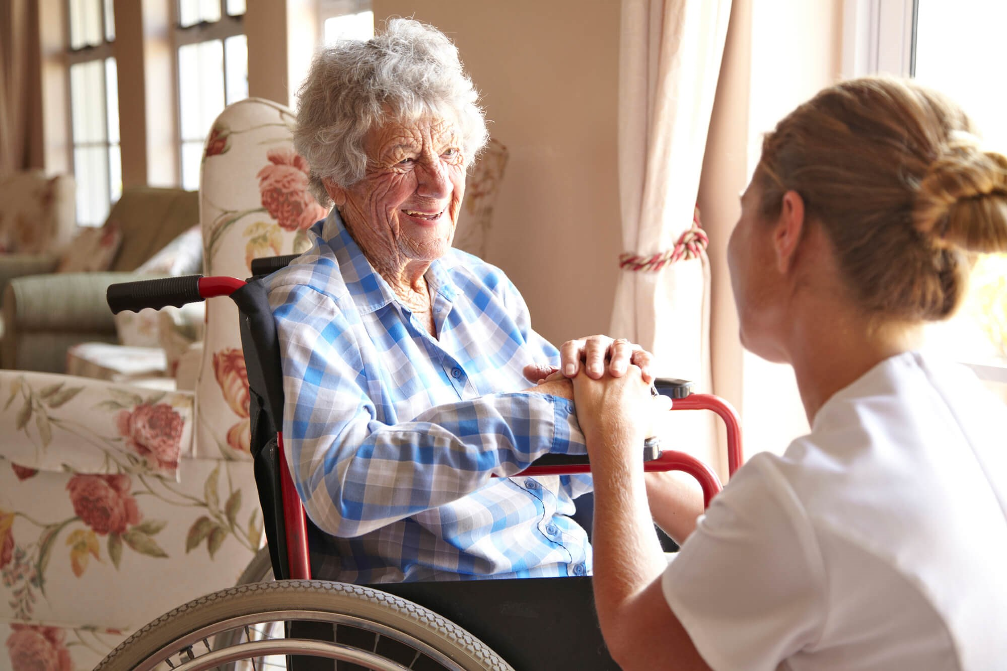 The burdens of surgical intervention can be greater for older female nursing home residents.