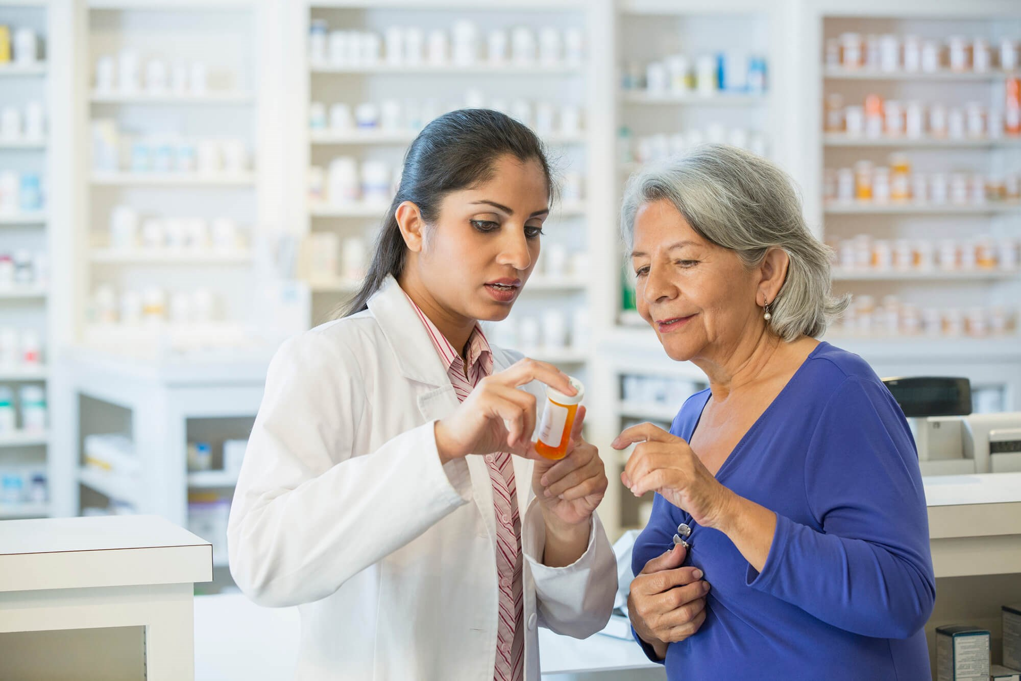 Integrating pharmacists into care for older patients improved vaccination rates, researchers found.