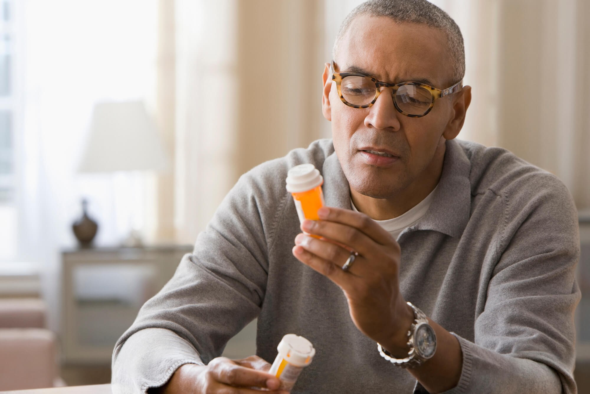 MM meds are taken according to complex schedules, which makes medication adherence a common problem.