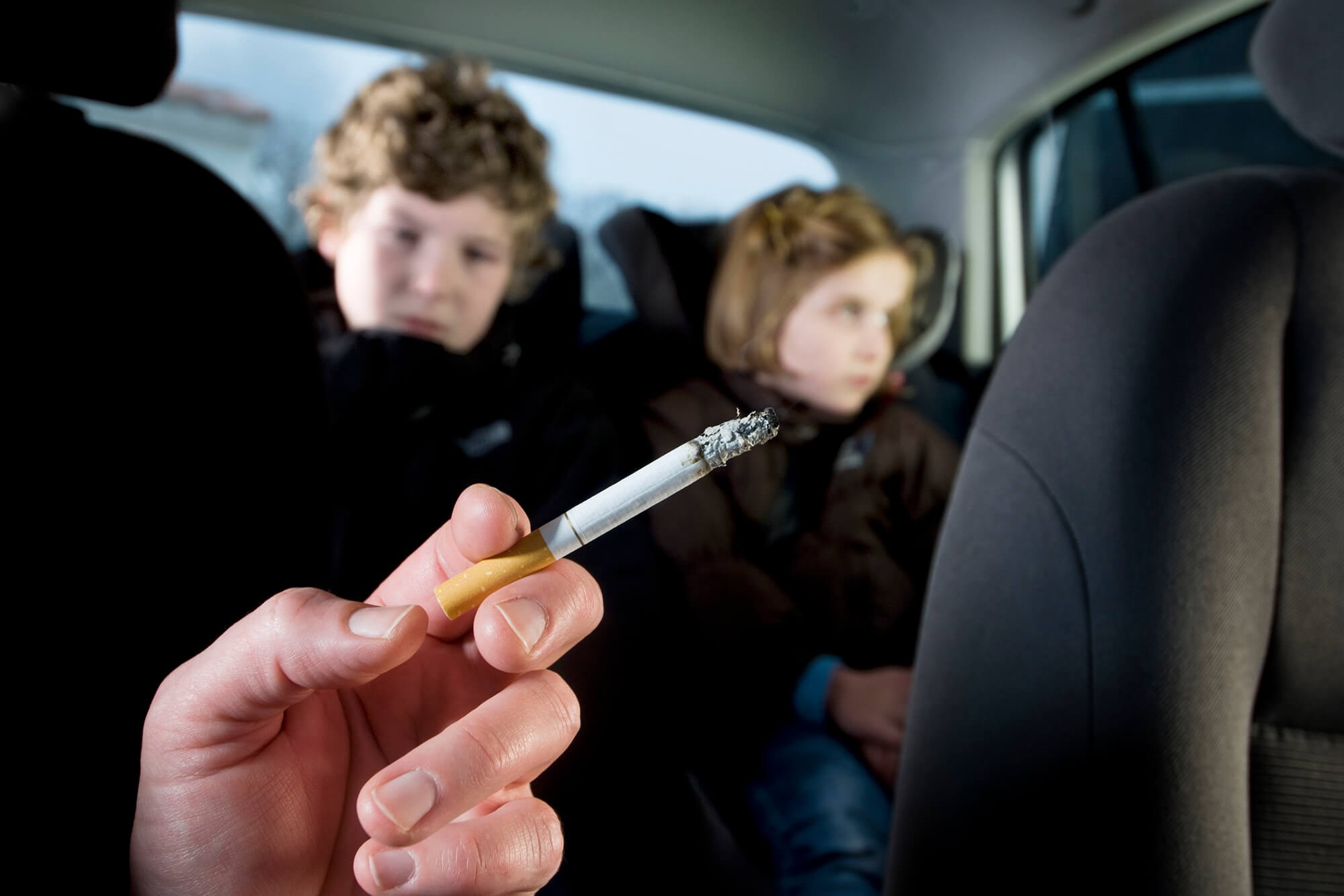 Secondhand Smoke and Cancer (Fact Sheet)