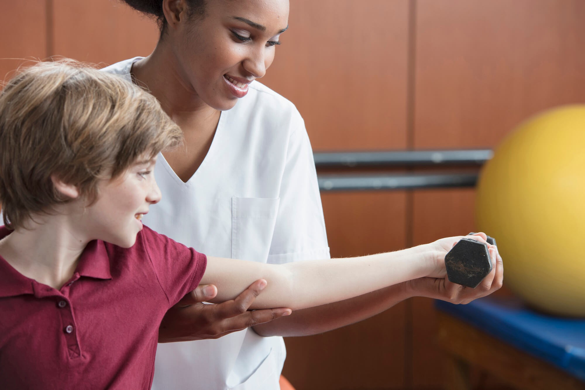 Disease- and treatment-related factors can affect the ability of children with cancer to participate in physical activities.